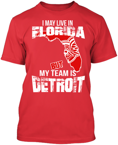 Detroit Red Wings - Florida
