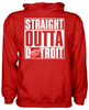 Straight Outta Detroit Red Wings