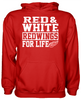 Detroit Redwings For Life