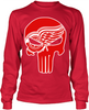 Detroit Red Wings Punisher