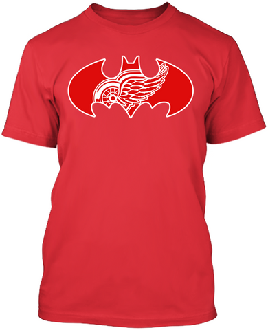 Batman - Detroit Red Wings