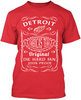 Detroit Red Wings Die Hard Fan