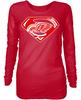 Detroit Red Wings Superman