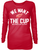 Detroit Red Wings We Want The Cup 2015