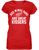 Detroit Red Wings Are Great Kissers