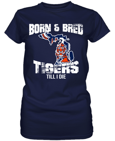 Detroit Tigers - Born & Bred