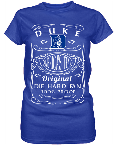 Die Hard - Duke Blue Devils