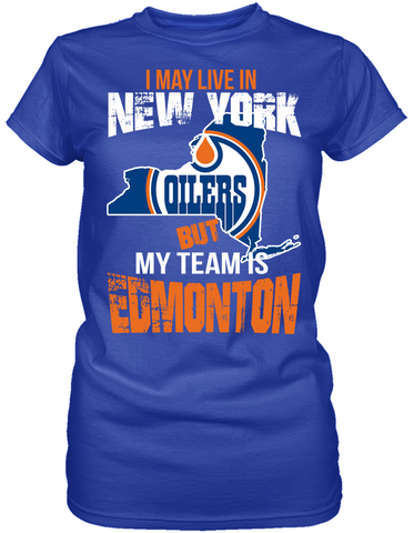 Edmonton Oilers - New York