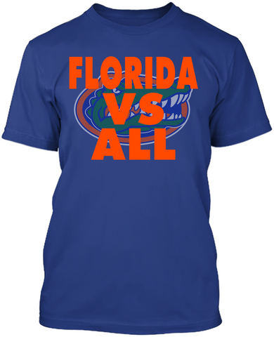 Florida Gators  Vs All