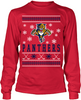 Florida Panthers Holiday Sweater