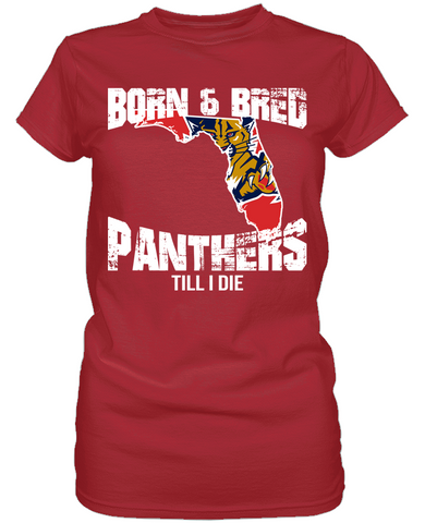 Florida Panthers - Born & Bred
