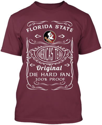 Die Hard - Florida State Seminoles