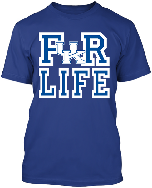For Life - Kentucky Wildcats