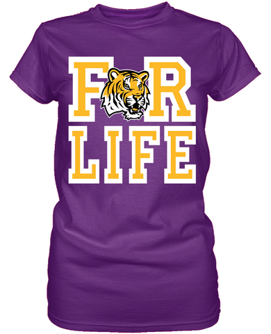 For Life - LSU Tigers