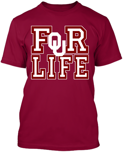 For Life - Oklahoma Sooners
