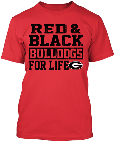 For Life 2 - Georgia Bulldogs