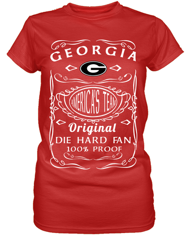 Die Hard - Georgia Bulldogs
