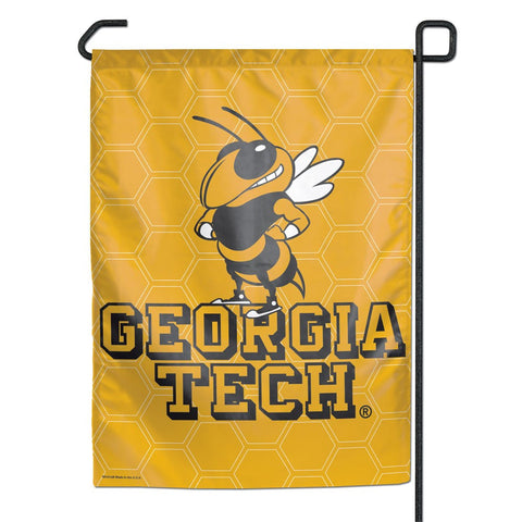 "Georgia Tech 11"" x 15"" Garden Flag"