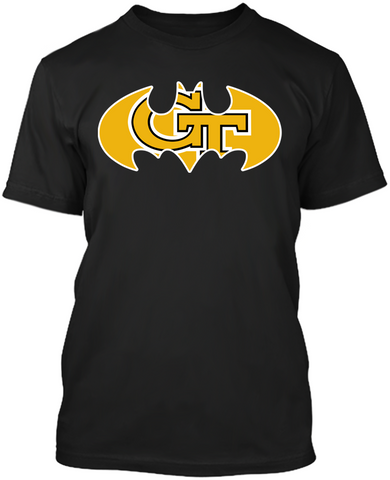 Batman - Georgia Tech Yellow Jackets