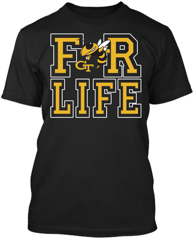 For Life - Georgia Yellow Jackets
