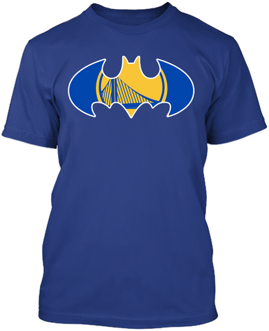 Batman - Golden State Warriors