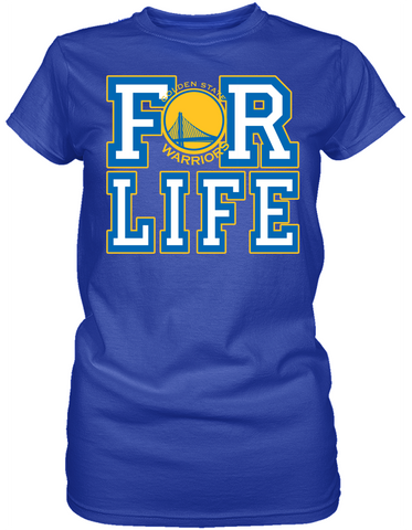 Golden State Warriors - For Life