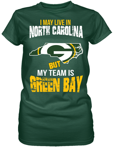 Green Bay Packers - North Carolina