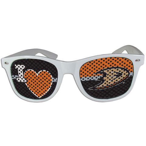 Anaheim Ducks® I Heart Game Day Sunglasses