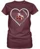 Mississippi State Bulldogs Heart