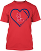 Mississippi Rebels Heart