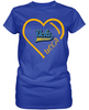 UCLA Bruins Heart