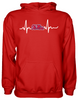 University of Mississippi Rebels Heartbeat