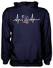Detroit Tigers Heartbeat