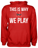 This is Why We Play - Nebraska Cornhuskers