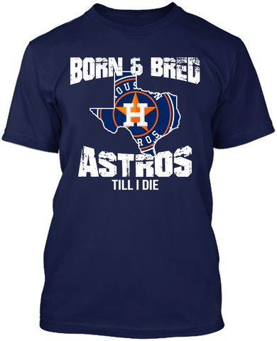 Houston Astros - Born & Bred