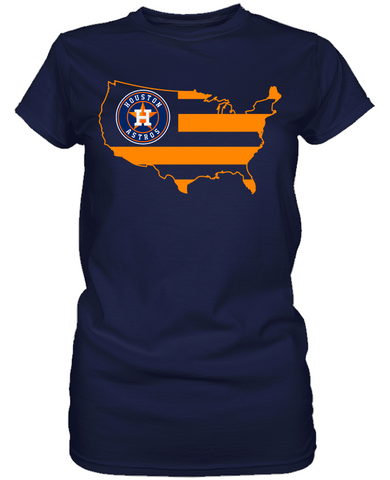 Houston Astros - Broad Stripes