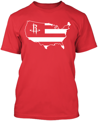 Houston Rockets - Broad Stripes
