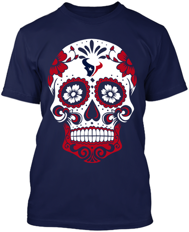 Houston Texans - Skull