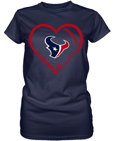 Houston Texans Heart