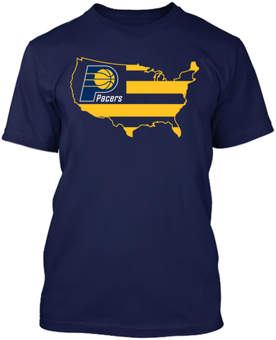 Indiana Pacers - Broad Stripes