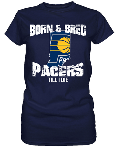 Indiana Pacers - Born & Bred