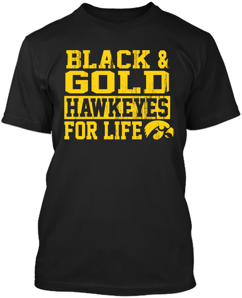 For Life 2 - Iowa Hawkeyes