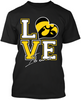 Love - Iowa Hawkeyes