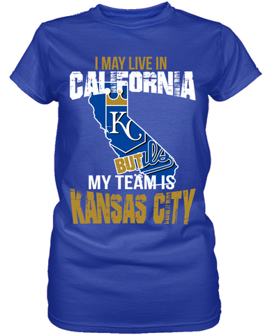 Kansas City Royals - California
