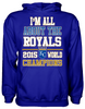 I'm All About the World Champions KC Royals