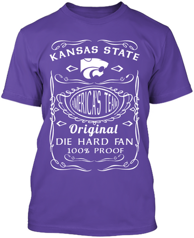 Die Hard - Kansas State Wildcats