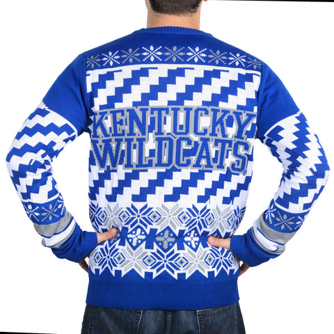 Kentucky Wildcats Thematic Ugly Sweater