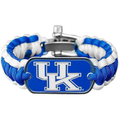 Kentucky Wildcats Paracord Bracelet