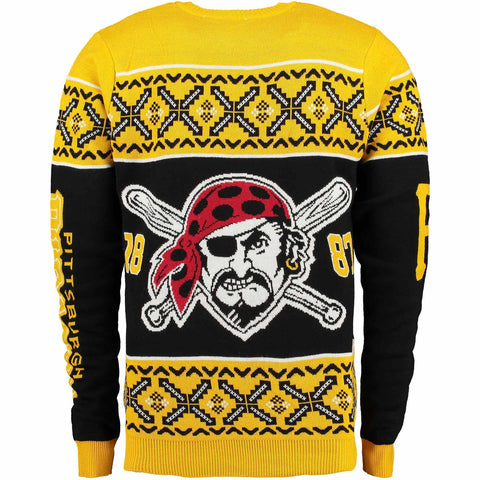 Pittsburgh Pirates Slogan Ugly Sweater
