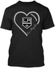 Los Angeles Kings Heart